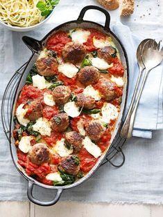 12 Italian comfort food recipes 7 - Emma Lee home I Love Food, A Food, Good Food, Food And Drink, Yummy Food, Quick Healthy Meals, Good Healthy Recipes, Comfort Food, Food Inspiration