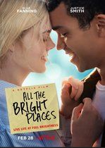 Overview All the Bright Places :Two teens struggling with emotional scars change each other's lives in this film based on the best-selling novel. Elle Fanning and Justice Smith star. Teen Movies, 2020 Movies, Hd Movies, Movies Online, Movie Tv, Elle Fanning, Beau Film, Streaming Hd, Streaming Movies