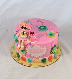 Lalaloopsy Cake that looks super great!