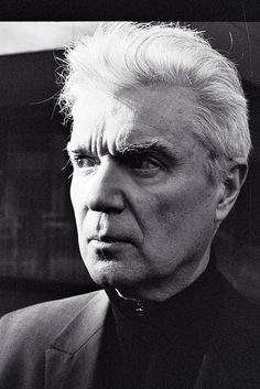 It's a wild wild life... David Byrne | Photographer: Lina Scheynius