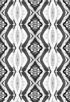 125-1A black wallpaper, $19.00 by Lindsay Cowles Fine Art