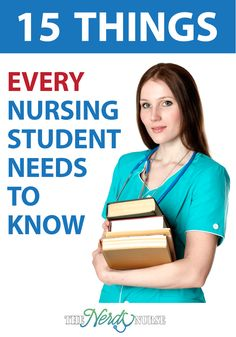 Every nursing student needs to enter nursing school prepared with fundamental knowledge. This information can make life a lot easier.