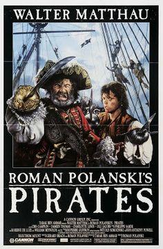 El señor de los bloguiños: Piratas (1986) de Roman Polanski