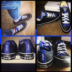 I want these thin blue line converse Police Girlfriend, Police Officer Wife, Cop Wife, Police Wife Life, Police Family, Police Gear, Sheriff Deputy Wife, Law Enforcement Wife, Police Love