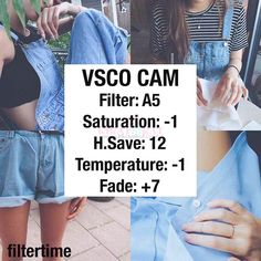This is PART 2 of the Best Instagram VSCO filter Hacks There are too many cool instagram VSCO filter hacks posted here that I had to separate it into 3 posts so everything loads fast! I know a lot of you are instagrammers who are obsessed in obtaining that perfect ig filter or perfect grid *just like I am* *guilty as charged* so… I found these photos over at facebook courtesy of@filtertime and decided to upload it here for everyone to share and enjoy! Part 1: 84 of the Best Instagram VSCO…