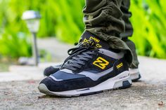 Check out my video review of these Black And Yellow New Balance 1500 and find out where to grab a pair for yourself!