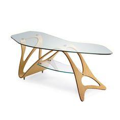 Tavolino Arabesco - design Carlo Mollino - Zanotta