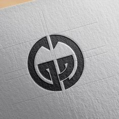 A design in progress. Initials GJ (Goran Jugovic) or perhaps use it as GD (Goran design) for my personal mark. Not sure and Im looking to see what you folks think 🙄😉 ✏️📐 Typography Logo, Graphic Design Typography, Art Logo, Lettering Design, Logo Branding, Branding Design, Mobile Logo, Logo Minimalista, Banner Design Inspiration