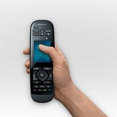 Logitechs New Harmony Universal Remotes Link Up to Your Smartphone