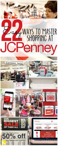 I'm going to level with you. JCPenney has never been one of my favorite places to shop. For me, it's always been the place my...