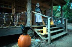 Spirits of Hallowed Eve at Southern Carolina's living history park