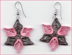 Star of David Quilled Earrings! What ya think Michelle Miller??