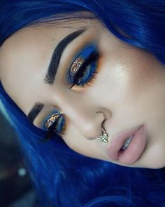 """1,103 Likes, 19 Comments - Move With Passion (@beholder.of.beauty) on Instagram: """"Monday Blues . BROWS