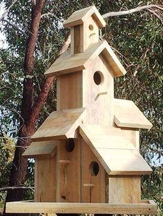 #WoodworkingProjectsBirdhouse