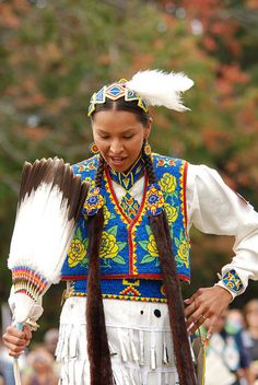 pow wow dresses | ... Arts Council Pow Wow — Jingle Dress Dancer | Flickr - Photo Sharing