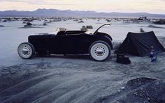 Ford Roadster-- This photo personifies my ideals of motoring
