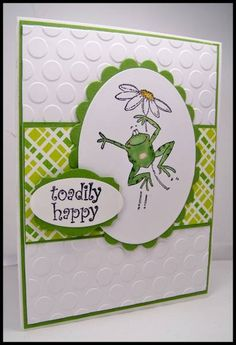 MAR13VSNMINI4 Toadily Fun by Scraperwannabe - Cards and Paper Crafts at Splitcoaststampers