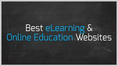 Online learning connects you with the universities at a global scale. In an online study you can pursue education from any national or international university without making a visit to it. Online Education Websites, Educational Websites, Educational Technology, Education College, International University, Classroom Training, Instructional Design, Teaching Strategies, Helping People