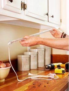 Oświetlenie jako wyposażenie kuchni  Jak zaprojektować oświetlenia w której się gotuje