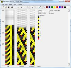 BeadedCrochet_GeometricSchemes - Mariam Nahapetyan - Picasa-Webalben