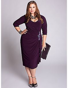 You'll be the best dressed wedding guest! #sonsi #plussize