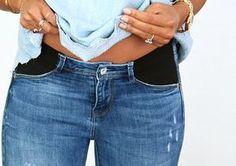 Sólo hay que cortar el bolsillo de pantalones vaqueros. Obtener la cosa en todo momento!
