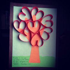Valentines day craft for kids