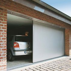 Modern Lightweight Garage Door Types