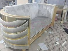 Kids Bedroom Furniture, Sofa Furniture, Luxury Furniture, Furniture Design, Sofa Bed For Small Spaces, Stainless Steel Furniture, Simple Sofa, Round Beds, Lounge Suites
