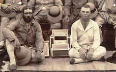 Trichinopoly ( india ) Boer POW's from the Soutern Free State With aquired cigars. Armed Conflict, The Siege, Free State, My Heritage, African History, Afrikaans, Military History, Warfare, South Africa