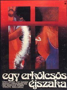Egy erkölcsös éjszaka (1977) Comedy Films, Cannes Film Festival, It Cast, Night, Movies