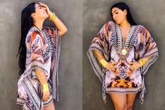 """""""[The kaftan] highlights your femininity while keeping you young and fresh."""""""