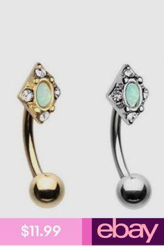 Ccz Body Jewelry Body Piercing Jewelry Jewelry & Watches Eyebrow Piercing Jewelry, Eyebrow Ring, Body Piercing, Body Jewelry, Jewelry Watches, Gemstone Rings, Gemstones, Products