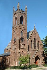 St. Michael's Episcopal Church 399 Hope Street (Route 114) Bristol, RI 401-253-7717 Episcopal Church, Rhode Island, Bristol, Genealogy, Notre Dame, Street, American, Building, Places