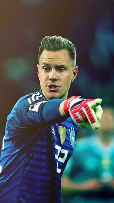 Ter Stegen Germany Football Team, Germany Team, Football Is Life, Fifa, Real Madrid, Dfb Team, Marc Andre, We Are The Champions, Sports Celebrities