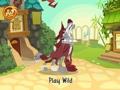Princess Rockypaw is my wolf.