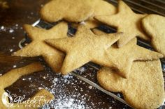 The Very Best Gluten-Free Gingerbread Cookies! Scandinavian recipe with dairy-free and egg-free recipe options! Gluten Free Gingerbread Cookies, Sugar Free Cookies, Gluten Free Cookies, Gluten Free Baking, Dairy Free Eggs, Egg Free, Gf Recipes, Dessert Recipes, Desserts