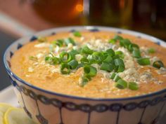 Buffalo Chicken Dip recipe from Trisha Yearwood via Food Network