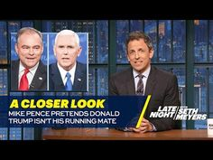 Seth Meyers Exposes Mike Pence for Debate 'Lies': Have You Met Donald Trump? - The Daily Beast