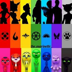 Miraculous Tales of Ladybug and Chat Noir Miraculous Ladybug Wallpaper, Miraculous Ladybug Fan Art, Meraculous Ladybug, Ladybug Comics, Tikki Y Plagg, Les Miraculous, Ladybug Und Cat Noir, Film Manga, Miraculous Characters