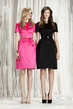 Honor. Pre-Fall 2012. <3 the structure and color.