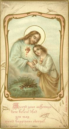 Holy Card, undated