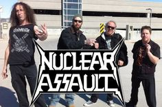 "NUCLEAR ASSAULT – ""Analogue Man In A Digital World"" Lyric Video veröffentlicht 