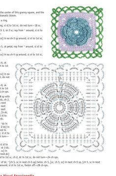 #ClippedOnIssuu from Crochet stitches
