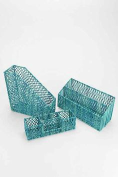 Woven Letter Holder - Urban Outfitters