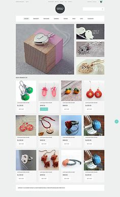 VirtueMart Theme #50695