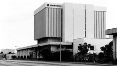 """Eastern Airlines headquarters on Street in Miami. Building is still there today. Known in the Hangers as """"The Ivory Tower"""" Jet Airlines, Miami Springs, Miami Houses, Welcome Aboard, War Machine, Back In The Day, South Florida, Old World, Cool Photos"""
