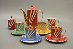 Krokus, Ćmielów 60's style porcelain