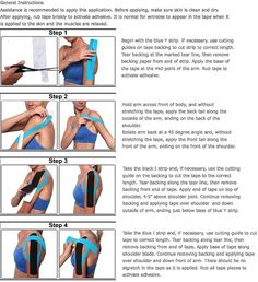 kt tape yourself- rotator cuff! Tomorrow I am gonna try so I can workout with Maxwell Hearn at Orange Theory Fitness Highlands Ranch