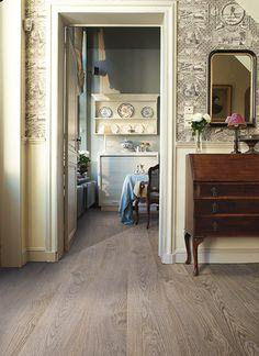 Old oak light grey, planks - Inspiring interior - Quick-Step UK